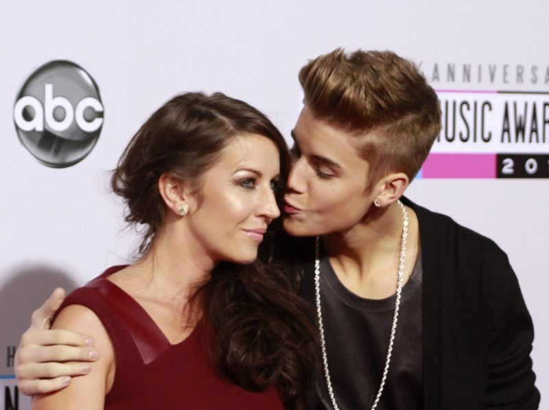 NEWS:: Justin Bieber's mother, Pattie Mallette, is proud of her son's relationship with Jesus Christ.