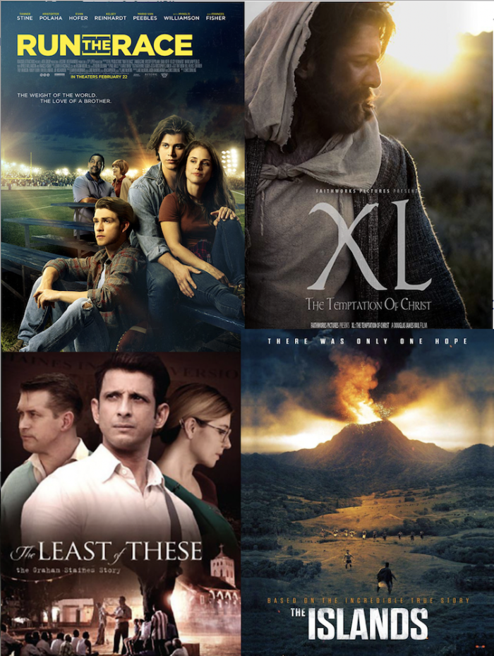 5 Christian films coming to theaters in 2019