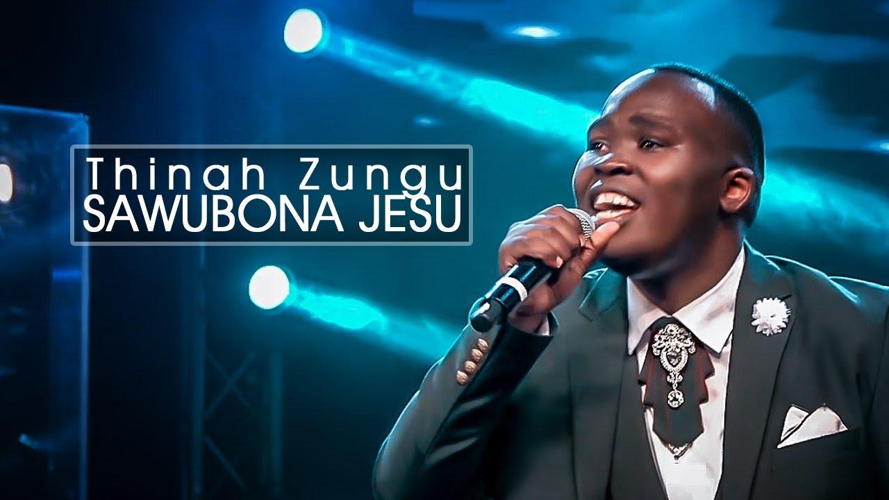 Thinah Zungu - Sawubona Jesu