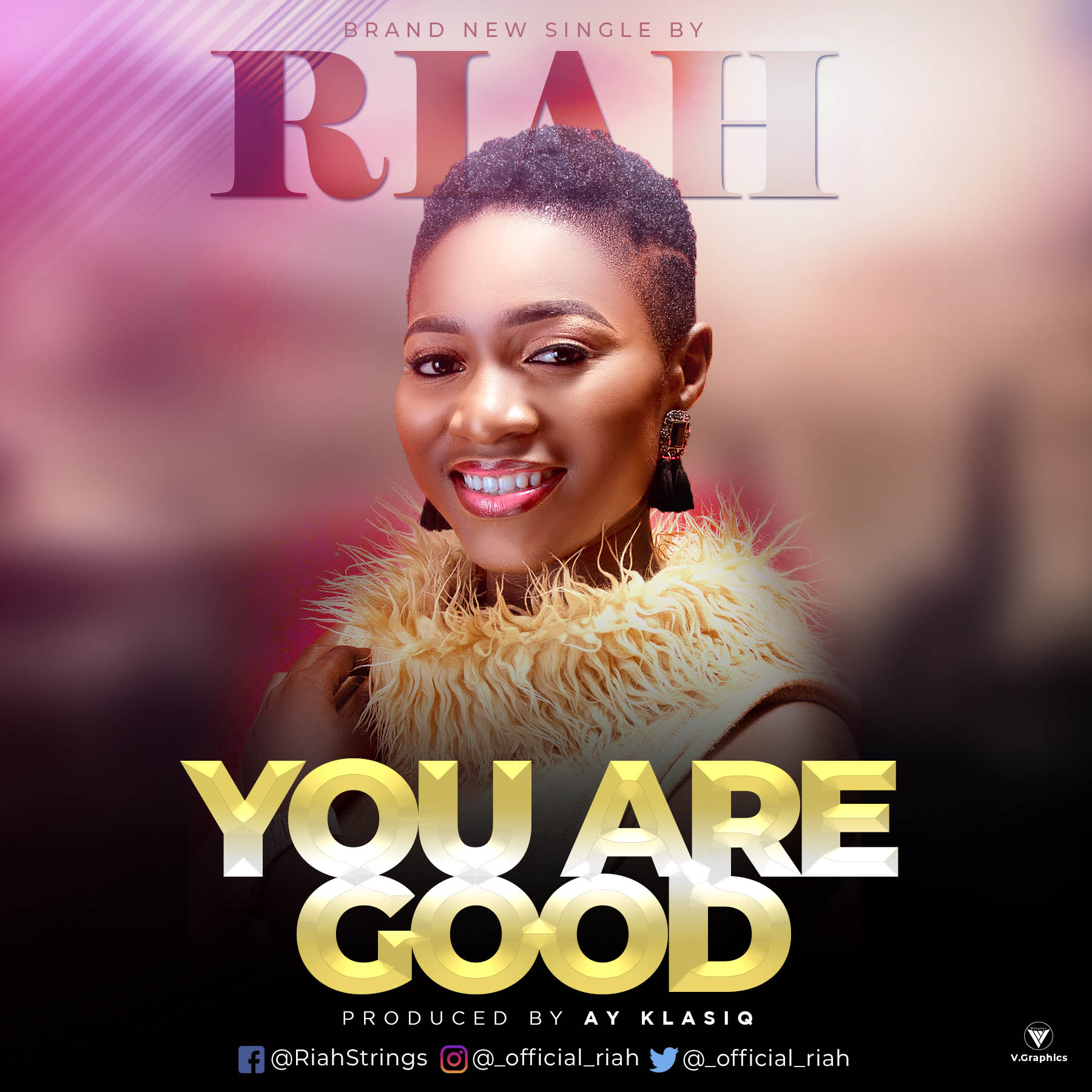 Riah - You Are Good   Mp3 Download
