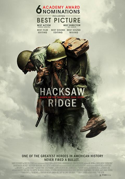 Hacksaw Ridge 2016 (HD) Free Download