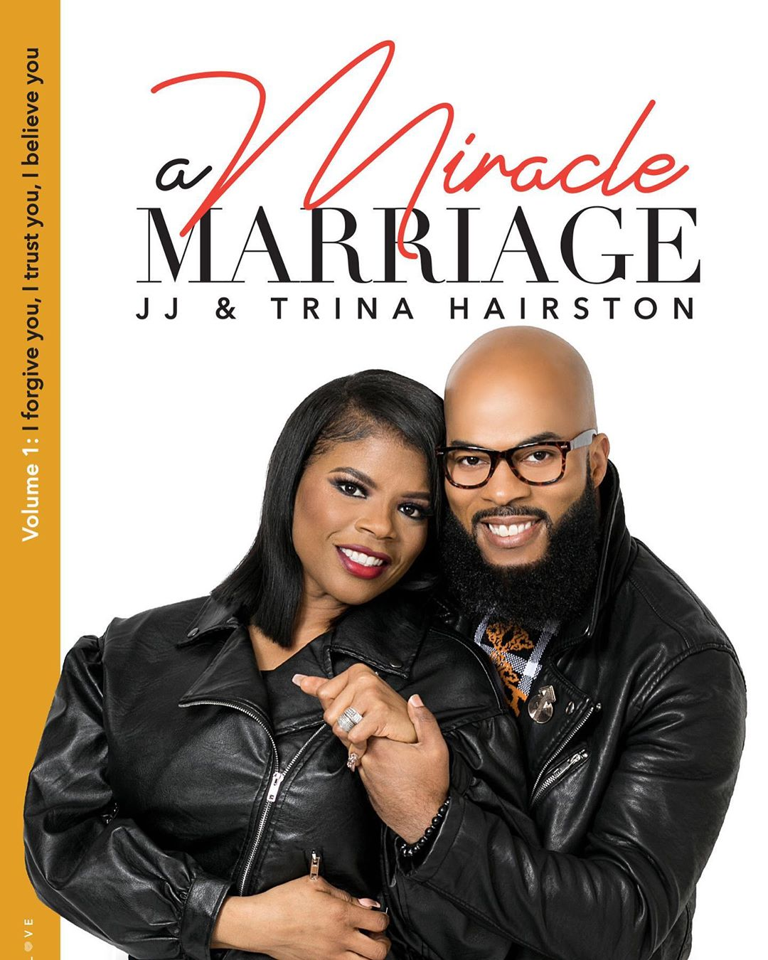 DOWNLOAD PDF BOOK: JJ Hairston and wife Trina - A Miracle Marriage